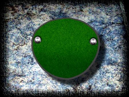 Eye Patch Green