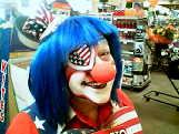 American Flag Eye Patch